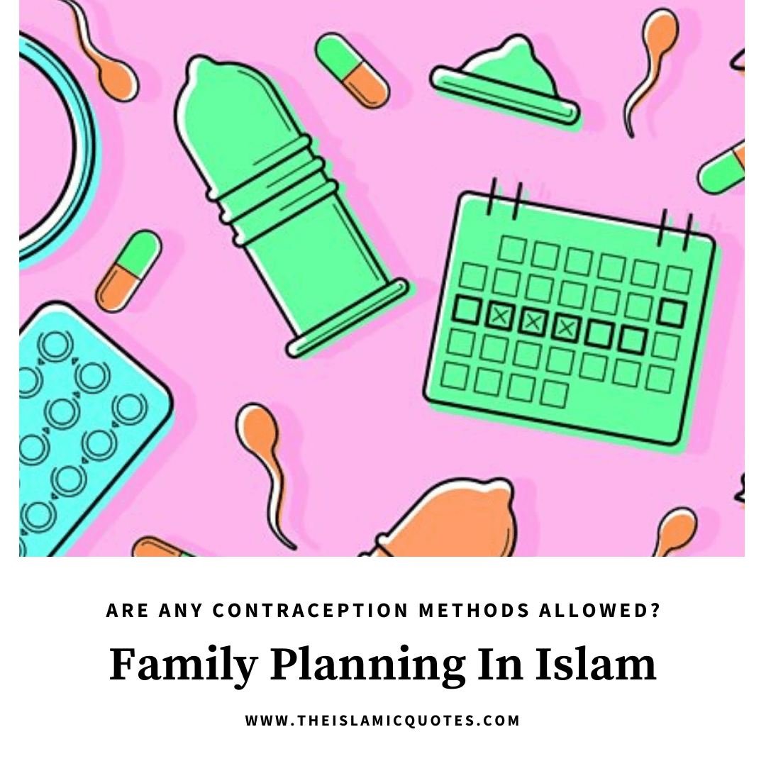 can muslims use contraceptives