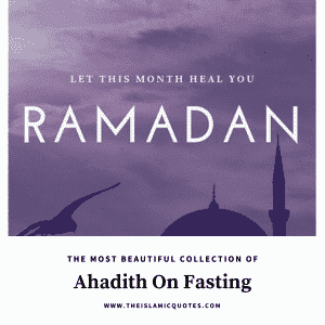 fasting hadith