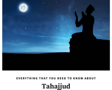 how to pray tahajjud