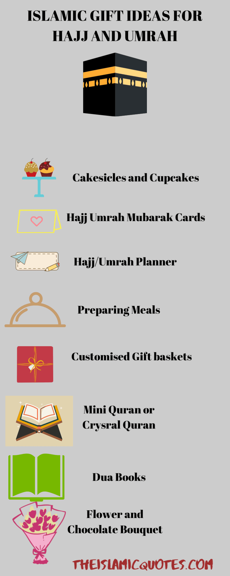 Islamic gift ideas for hajj and Umrah (4)