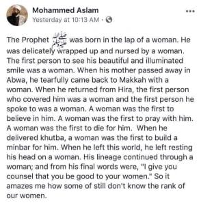 grateful to be a muslim woman
