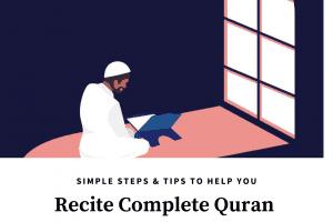 10 Tips To Complete Recitation Of The Quran This Ramadan nbsp