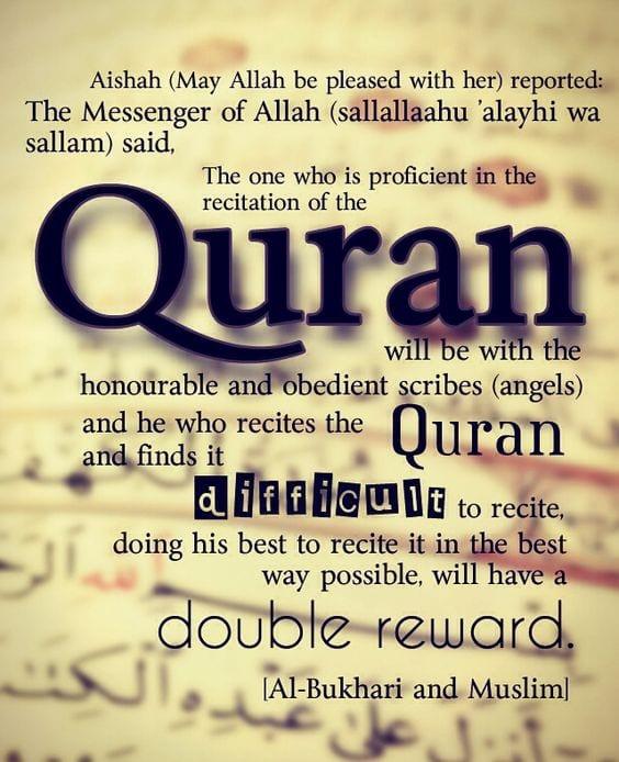 how to complete quran in ramzan