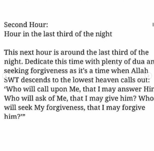 best time for dua in ramadan