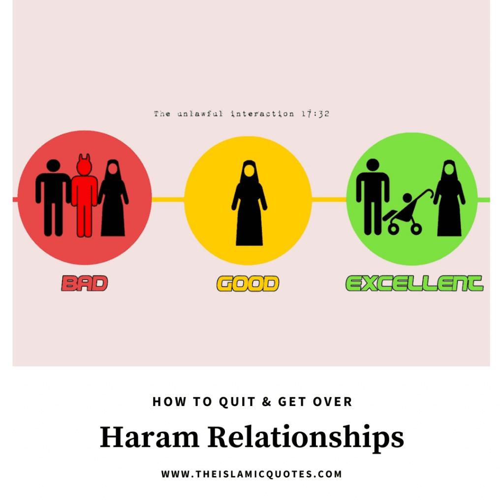 haram relationships in islam