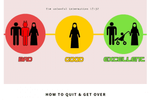 how to quit haram relationship