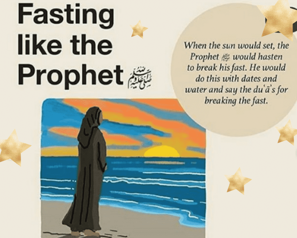 fasting like the prophet