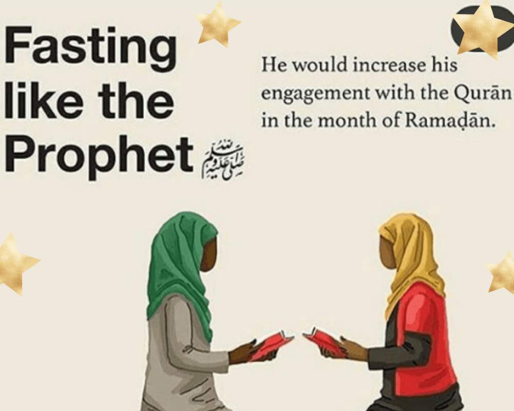 sunnah of ramadan fasting