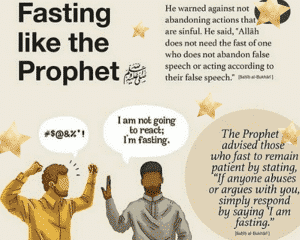sunnah of fasting
