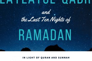 how to spend laylatul qadr