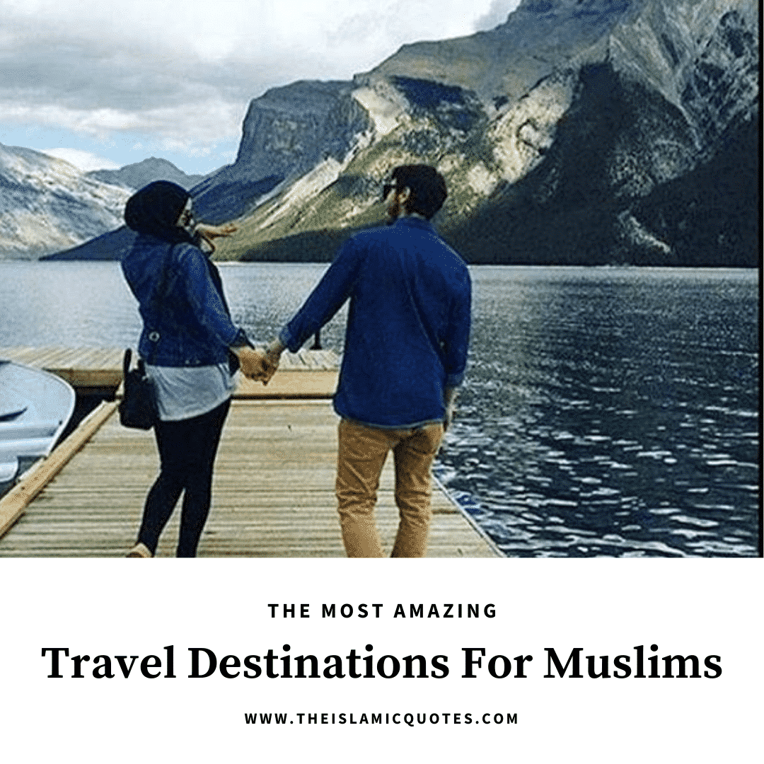halal travel destinations for muslims