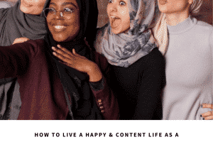 how to be happy as single muslim woman