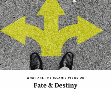 what is fate and destiny in islam