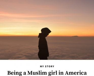 muslim girl in america