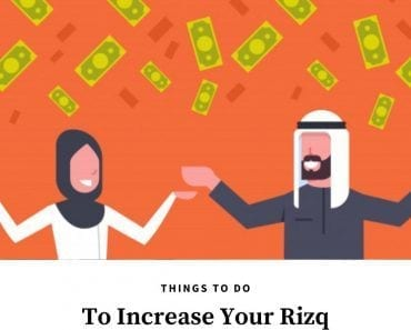 how to increase rizq