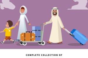 Travel Duas – 6 Islamic Duas To Recite When Traveling