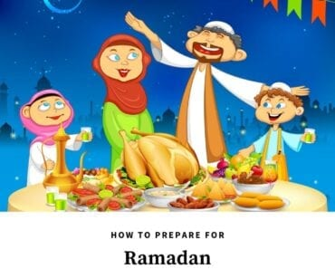 how to prepare for ramadan