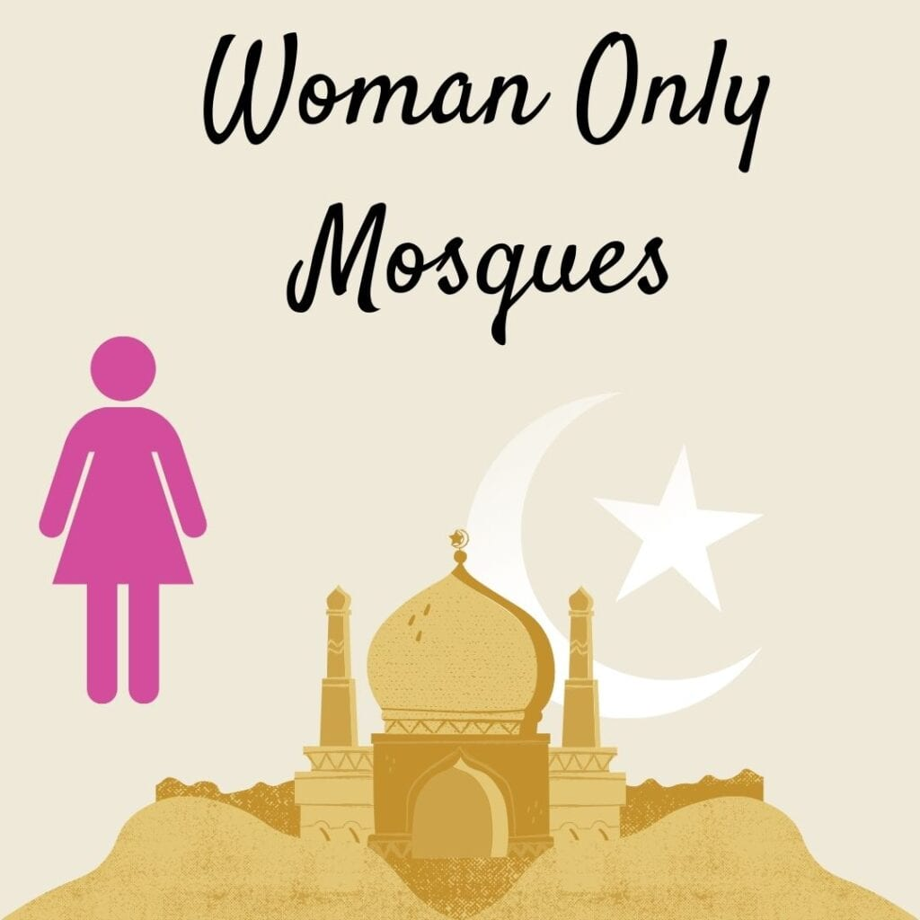 women-only mosques