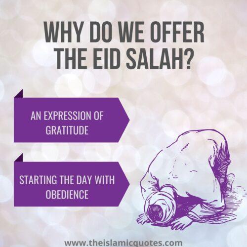 how to perform eid prayer