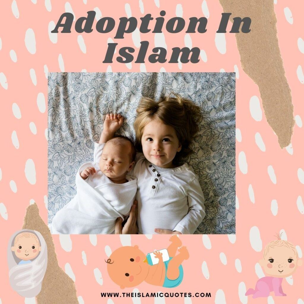 Adoption In Islam