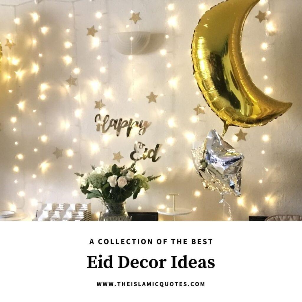 eid decor ideas