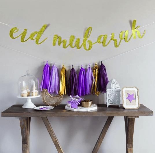 eid table decor