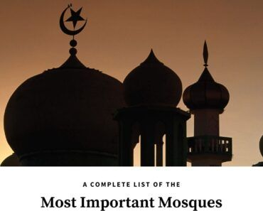 important mosques for muslims