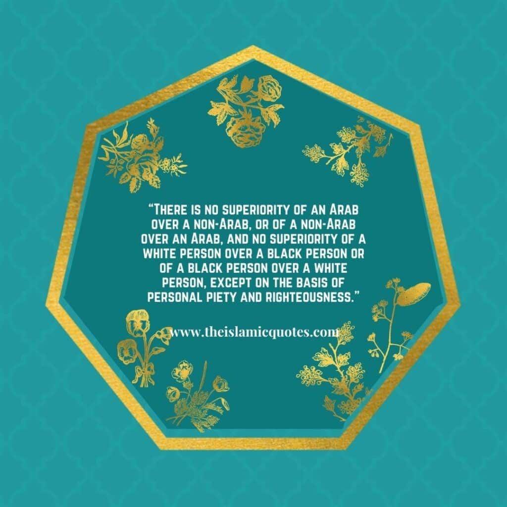 Race in islam