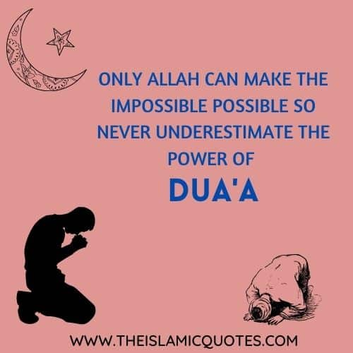 best time for making dua