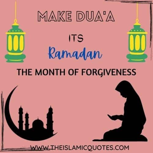 best times for acceptance of dua