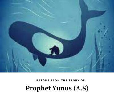 lessons from story of prophet yunus