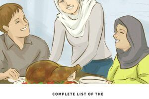 20 Sunnahs of Eating and Drinking That Muslims Must Follow nbsp
